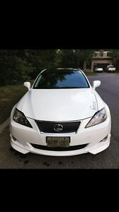 2006 Lexus IS 250 AWD Premium Leather Interior