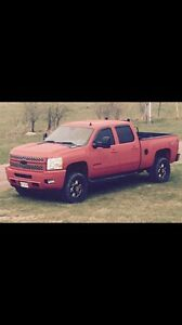 2013 Chevrolet 2500HD Duramax