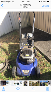 Victa key start lawn mower, ryobi whipper snipper, plus more Newcastle Newcastle Area Preview