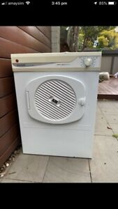 Wanted: Hoover clothes dryer 5kg