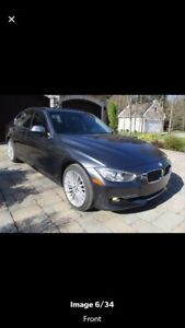 2014 BMW 328i xdrive Fully Certified NO ACCIDENT!