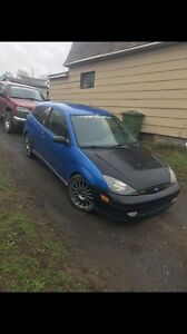 2002 Ford Foucs NEED GONE