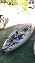 2014 Hobie Outback Kayak - $1,950 High Wycombe Kalamunda Area Preview