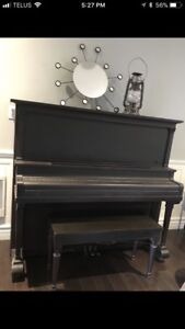 Canadian Made Antique Piano