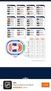Oilers power pack tickets