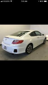 2015 Honda Accord Coupe 6 Speed