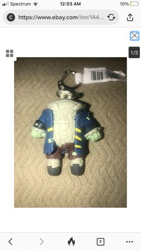Disney Hocus Pocus headless Billy Key chain RARE exclusive