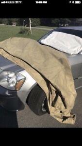 Cloth Car Cover