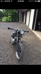2007 honda rebel