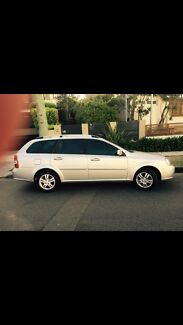 2006 Holden Viva Wagon 1 year rego only 82400KMs -great condition Manly Manly Area Preview