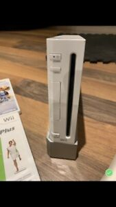wii plus games and balance board