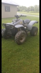 Polaris Trailboss 350l 4x4 Looking for Chevy or GMC Truck