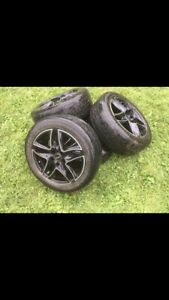 205 55 16 rims and tires