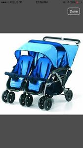 Looking for a quad stroller
