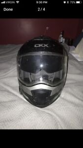 CKX Tranz 1.5 Motorcycle Helmet