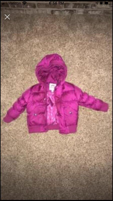 Appaman Baby girl jacket 18-24 mo