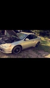 Acura Rsx premium part out