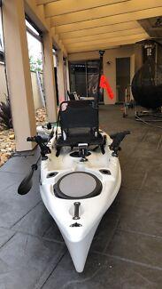 Wanted: Kings kraft peddled kayak