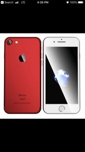 iPhone 7 - 128GB - Red/White