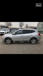 2012 NISSAN ROUGE SV BACKUP CAMERA BLUETOOTH HEATED SEATS TINT