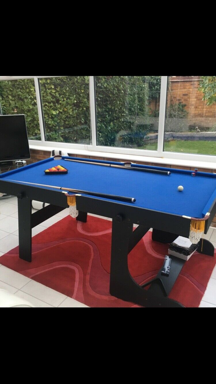 pool / snooker table unwanted gift