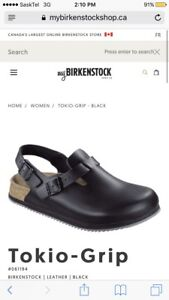 Birkenstock nursing shoes