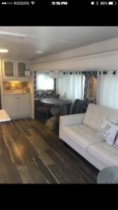 RV trailer/ fifth wheel repairs and renovations