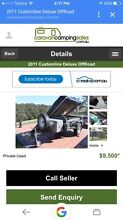 2011 Ezytrail camper off road 4x4 trailer Nambour Maroochydore Area Preview