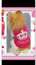 Princess puppy or chihuahua tops Bankstown Bankstown Area Preview