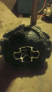 Atv tires can am