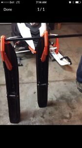 Skis - 2016 Arctic Cat ZR7000
