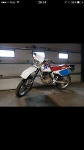 Last Chance for a Great Deal!! 1993 XR250L