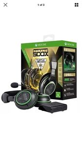 XBOX ONE TURTLE BEACH STEALTH 500 HEADSET!!