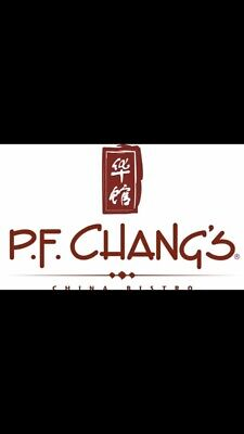 PF CHANGS GIFT CARD $75