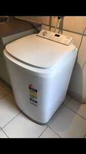 Delivered. As New Simpson Eziset 5.5 Kg top loader washing machine Parramatta Parramatta Area Preview