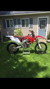 2005 CRF450R (bored 488cc)