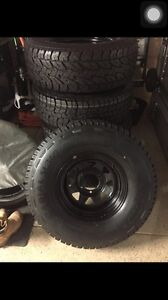 BRAND NEW 285/75R16 With Rims Butler Wanneroo Area Preview