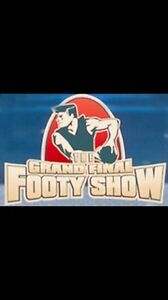 4 X Grand Final Footy Show Tickets Windsor Stonnington Area Preview