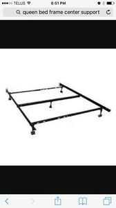 WANTED - queen bed frame