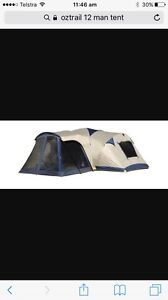 9+3 Oztrail Seaview Tent Mango Hill Pine Rivers Area Preview