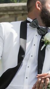 Swarovski bow tie Old Guildford Fairfield Area Preview