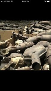 Catalytic converters wanted!!! Top dollar paid!!!