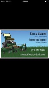 Lawn care & property services