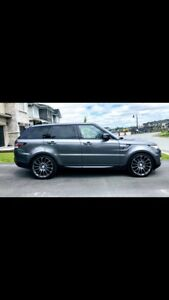 2016 Range Rover Sport HSE TD6 lease take over only $1504