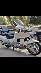 1993 Honda Gold Wing special addition