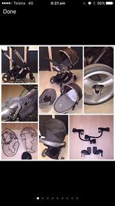 iCandy Peach 2 stroller/pram (single or double) Kyneton Macedon Ranges Preview