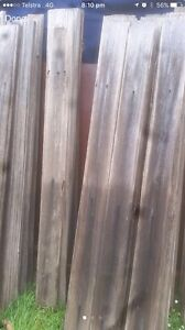 **Wanted** Old fence palings and rusty corrugated iron Old Reynella Morphett Vale Area Preview