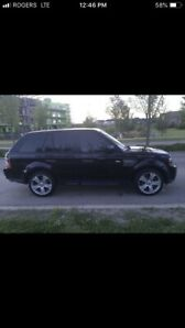 2010 Range Rover Sport Supercharged. Immaculate condition