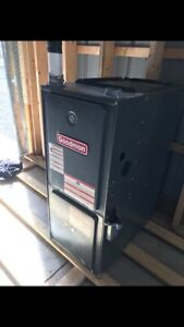 Natural gas furnace 7,000 BTU in excellent condition