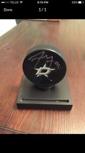 Tyler Seguin Dallas Stars Hockey Puck